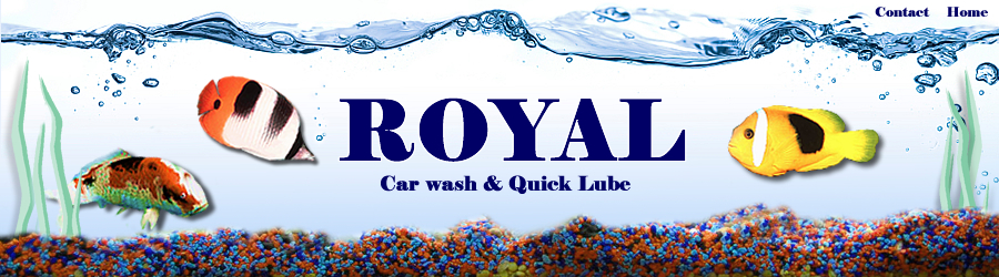 Royal Carwash & Quick Lube on Rt. 23 in WAYNE, NJ