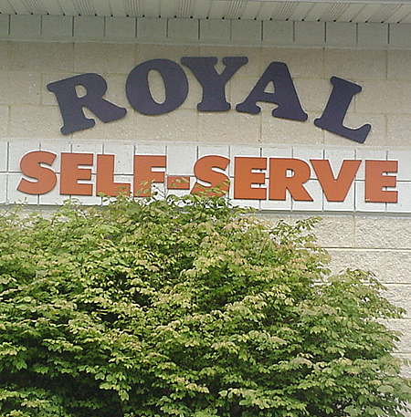 Royal Coin Operated  car wash