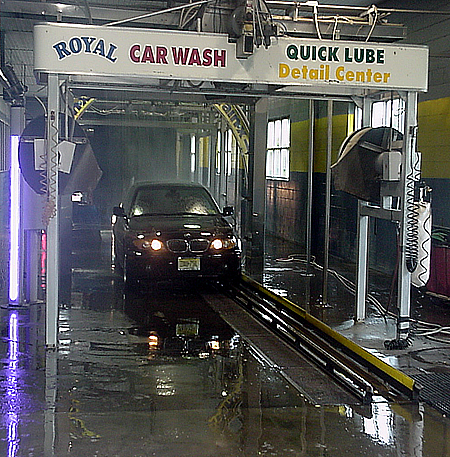 Central Car Wash Coupons